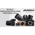 Nyheter som passar dig? Just nu pågår Photokina i Köln