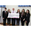Youth engagement praised as Buckie pupils win prize