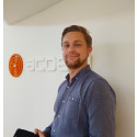 Welcome Kristian Palmdahl, new colleague in the Swedish market :)