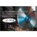 Norton Winter introducerer nye elektroplaterede skiver for brug i støbeindustrien!