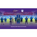 Mondelēz International and Cardiff City Football Club Announce New Partnership