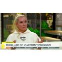 Corona-krisen slår hårt mot kultursektorn – Regina Lunds uppmaning i TV4-soffan