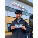 THOUSANDS OF ITEMS LEFT ON OXFORD BUS COMPANY SERVICES PER YEAR
