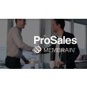 ProSales Consulting och Membrain lanserar Sales Execution as a Service