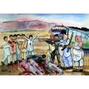 Stora protester i Pakistan mot de brutala morden på hazariska gruvarbetare