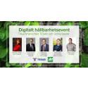 Välkommen att delta på vårt digitala hållbarhetsevent