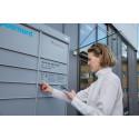 Lyckad satsning på paketboxar hos HSB Göteborg