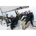 Östling och Robertson segrade på Marstrand