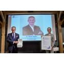 Der diesjährige Preisträger des Awards des Internationalen Marken-Kolloquiums heißt Dr. Alfred Hudler