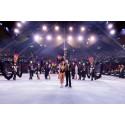 Sarah Lombardi feiert emotionalen letzten Auftritt bei HOLIDAY ON ICE Produktion SHOWTIME in Berlin