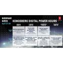 Kongsberg Digital to host a webinar week, with Power Hours on key topics for digital maritime technologies