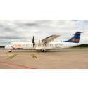 Jungfrufärd med Air Leaps första ATR 72