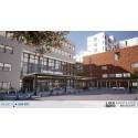 32 fremtidsrettede heiser til nytt Drammen sykehus