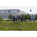 83,000 new m2 of warehouse in Venlo, Netherlands