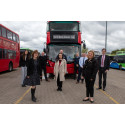 BUS OPERATORS LAUNCH MENTAL HEALTH WELLBEING INITIATIVE IN MENTAL HEALTH AWARENESS WEEK TO SUPPORT COLLEAGUES