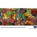 Nytt projekt för att öka andelen närproducerad mat i butik och på restaurang