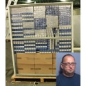 Cigarettes caught in the wash land lorry driver in jail