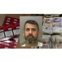 Tobacco gang kingpin jailed for eight years