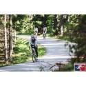 Arijola cyklar runt Skåne för att samla in pengar till AjaBajaCancer
