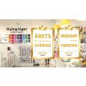 Flying Tiger Copenhagen är årets bästa webbshop och varuhus i Sverige