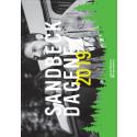 Program flyer Sandbeckdagene 2019