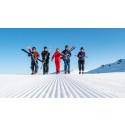 Nordmenn er ikke født med ski på beina - 25 prosent av nordmenn har aldri stått på ski