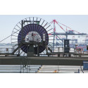 Cavotec secures three significant orders for motorised cable reels at DP World's Jebel Ali Port