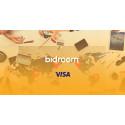 Los usuarios de tarjetas Visa ahorrarán en sus reservas de hotel gracias al acceso gratuito a Bidroom