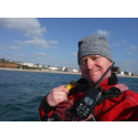 Ocean Signal Supports Clean Jurassic Coast Campaigner's Solo Kayak Challenge