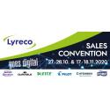 Erfolgreicher Auftakt des ersten virtuellen Lyreco Vertriebskongresses