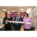 New Hastings optician is officially opened by local Mayor