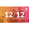 Välkommen till Venture Cups Topp20 imorgon 12 dec på Göteborgs universitet!