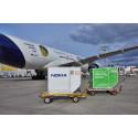 DB Schenker, Lufthansa Cargo und Nokia kooperieren bei CO2-neutraler Luftfracht