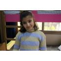 Lyspunkt i Syria: Ny barneby i Damaskus