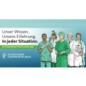 Menschen erkennen besondere Rolle der Unikliniken an