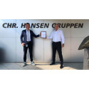 Chr. Hansen internationally honored for positive safety transformation