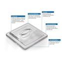 Glasklara fördelar med Datrons verktygserie för akrylbearbetning