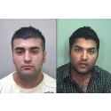 Booze scam brothers jailed