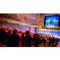 Musikhögskolan vid Luleå tekniska universitet firar 40 år