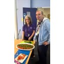 Bromsgrove stroke survivor encourages budding bakers to Give a Hand and Bake