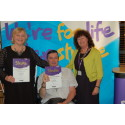 Romantic couple from Seaton receive regional recognition