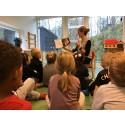 Håndvask og bæredygtigt vandforbrug går hånd i hånd i ny børnebog fra GROHE