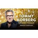 Tommy Körberg gör ny show, bjuder på en riktig Grand Finale!
