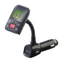 auvisio FM-Transmitter mit Bluetooth-Freisprecher FMX-560.BT KFZ/Auto