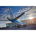 KLM genoptager flyvninger fra Aalborg