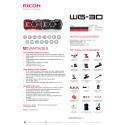 Ricoh WG-30 datablad