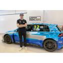 Från gokart till STCC – Robin Knutsson skriver på för regerande mästarna Lestrup Racing Team