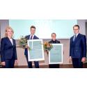 BICO har mottagit Sveriges regerings utmärkelse Årets exportsuccé 2021!