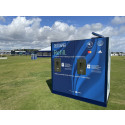 The AIG Women's Open raises the bar on increased sustainability with water refill station and refillable bottle solutions from Bluewater