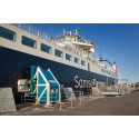 Cavotec to supply the world's first combined automated mooring and shore power system